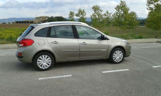 Renault Clio familiar