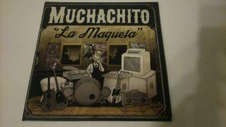 Muchachito. La maqueta 2015