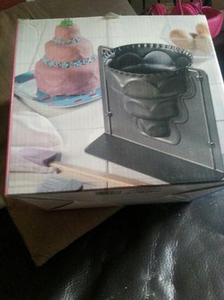 Molde para hacer pastel