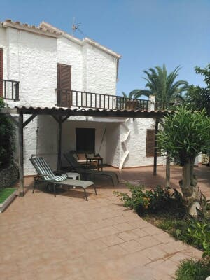 Alquiler chalecito Menorca