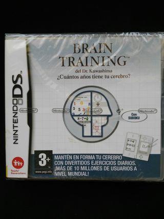 Juego Brain Training para Nintendo DS