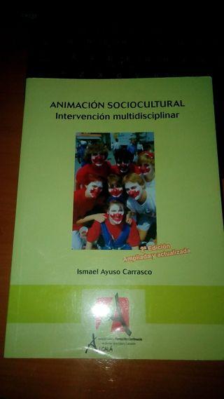 Libro:Animación sociocultural