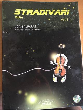 Método de Violín Stradivari