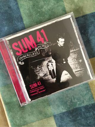 CD Sum 41