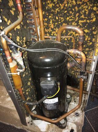 Compresor aire acondicionado lg