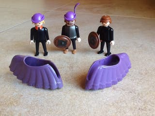 Cavallers Playmobil Coleccio Guerrers Del Drac