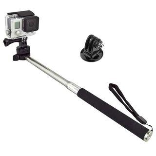 Pack Palo selfie gopro monopod Palo extensible