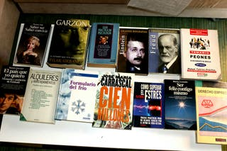 Pack de libros técnicos , documentales ..