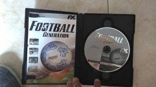 Football generation para pc