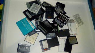 Lote baterías mobil