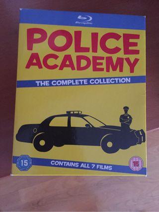 Serie completa Loca Academia de Policía en Blueray