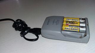 Cargador Sony