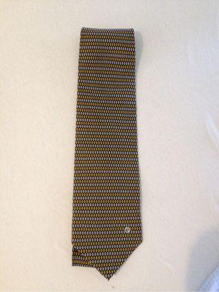 Corbata Seda Versace