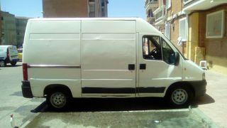 Fiat ducato 2.3 jtd cambio por Mercedes Vito 9-pla