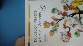 Libro plástica 1 eso. Editorial McGrawhill