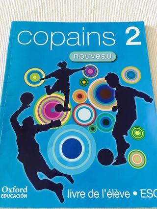 Copains 2 livre d'eleve ESO