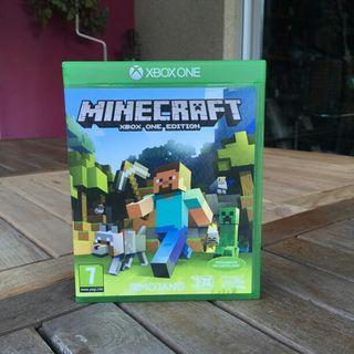 Minecraft Xbox One Edition (versión fisíca)