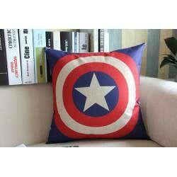 Cojin Insignia Capitan America.