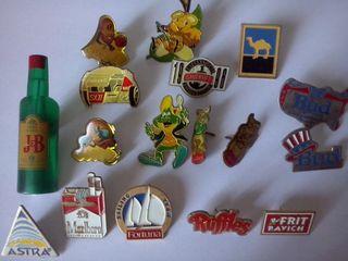 17 Pins marcas