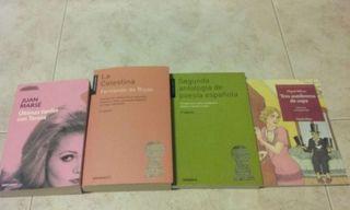 Libros de lectura castellana Batx