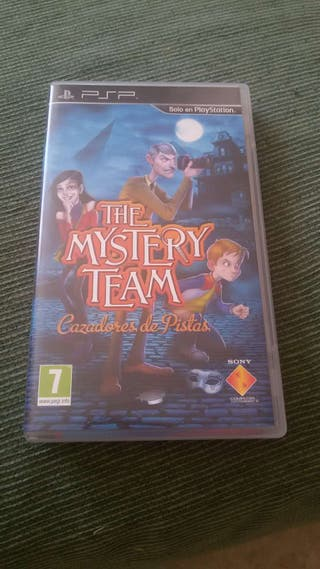 Juego the mystery team