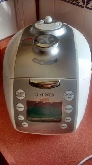 Robot cocina chef 2000.