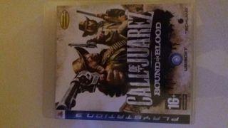 PS3 Call of Juarez
