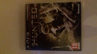 PS3 Hunted
