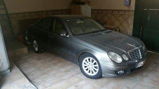 Mercedes Ben Clase E 320