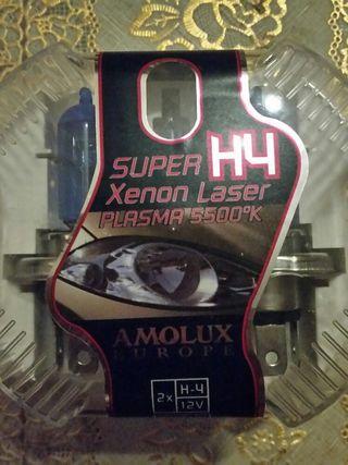 luces super Xenon laser