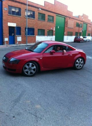 Audi tt quattro 225cv