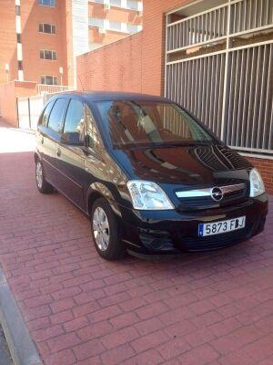 Opel meriva 1.3dci del 2007