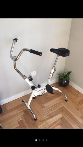 Bicicleta BH estatica