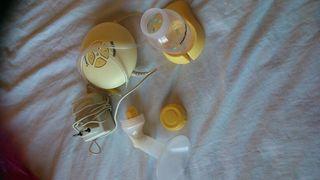Se vende saca leche eléctrico bebé
