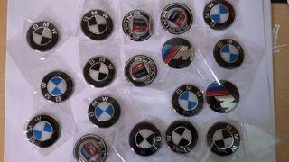 Emblemas volante de BMW