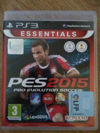 Pes2015 PS3