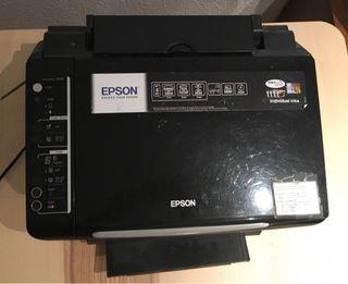 Impresora epson + scaner + fotocopiadora sx205