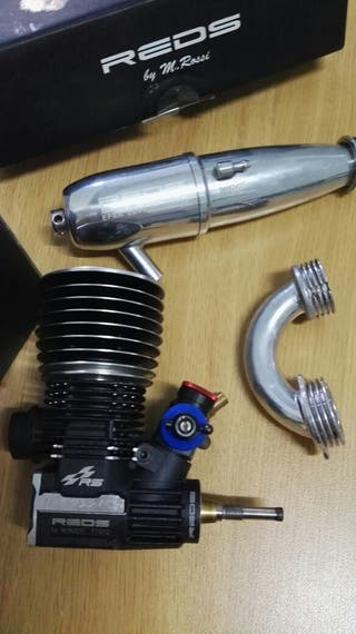 Radiocontrol Motor reds r5