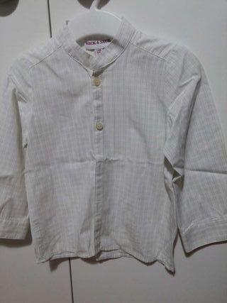 Camisa NECK AND NECK TALLA 18 MESES