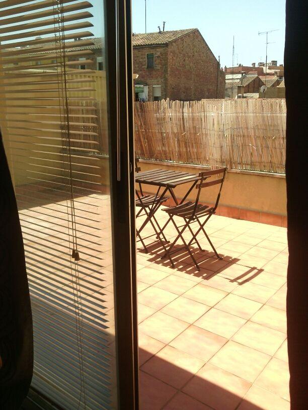 Se alquila dúplex ático en Lleida