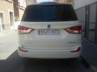 Ssanyong rodius!! Tu coche familiar a un precio que ni te lo imaginas!!!