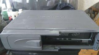 Cargador de 6 CD Pioneer