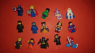 Charms Lego Superheroes zapatos Crocs & Jibbitz