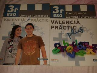 Libro Llengua i Literatura 3ESO