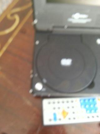 DVD portátil