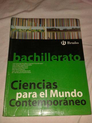 Ciencias para el mundo contemporáneo 1Bach