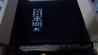 Reproductor DVD/DivX/MP3 LG + USB