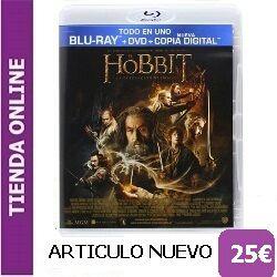 Dvd El hobbit la desolacion de smaug