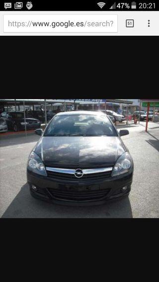 Vendo o cambio por monovolumen Opel astra 5 puertas 1.7 cdti
