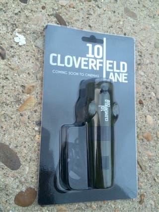 Kit de supervivencia Calle Cloverfield 10